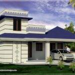 Feet One Floor South Indian Home House Design Plans