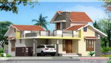 Feet Single Floor House Kerala Home Design Plans