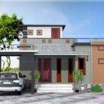 Feet Small Budget House Indian Plans