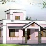 Feet Small Budget Villa Plan House Design Plans