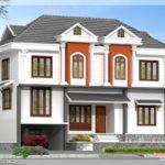 Feet Villa Floor Plan Home Design Plans