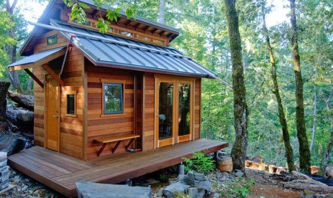 Find Details These Cozy Rustic Cabins Here