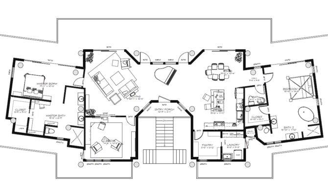Fine Floor Plans Beach House