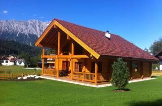 Finnish Log House Cabin Finland Home