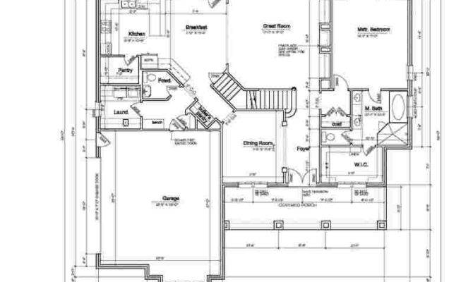 First Second Floor Plans