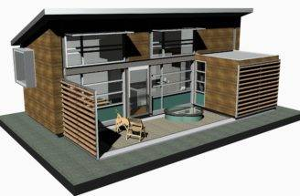 Flex Flat Square Foot Home Urban Ambles