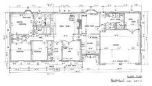 Floor Country Style House Plans Home Plan
