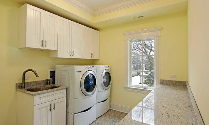 Floor Laundry Room