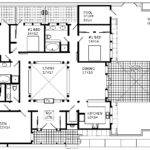 Floor Plan Cross Section