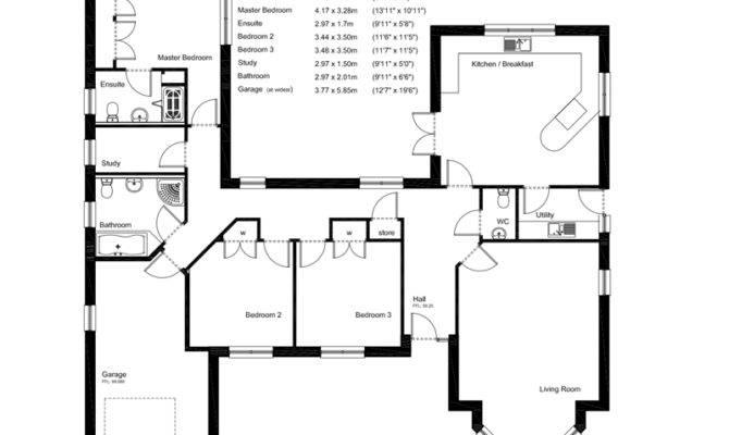 Floor Plan Moffat Accommodation Buy Sale Dumfries