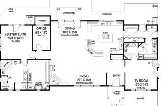 Floor Plans Aflfpw Story Split Level Home Bedrooms