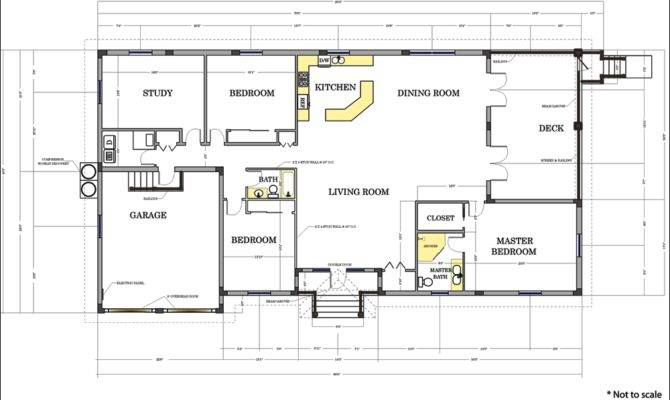 Floor Plans Design Color Rendering Services Perfect