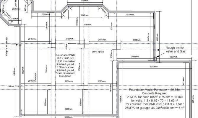 Floor Plans Elevation Hvac Plan