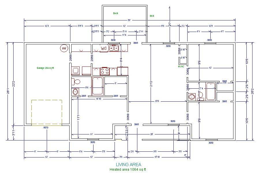 House Floor Plan With Measurements best house measurements floor plans gallery - 3d house designs