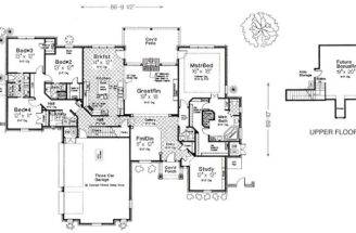Floor Plans Oklahoma Home Builder Residential Construction Blanchard