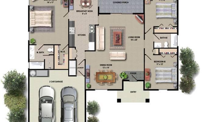 Floor Plans Project