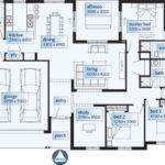 Floor Plans Single Storey House Home Designs Custom