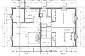 Floor Plans Well Nice Bedroom Houses Story
