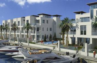 Fort Lauderdale Beach New Construction Luxury Townhouse Dock