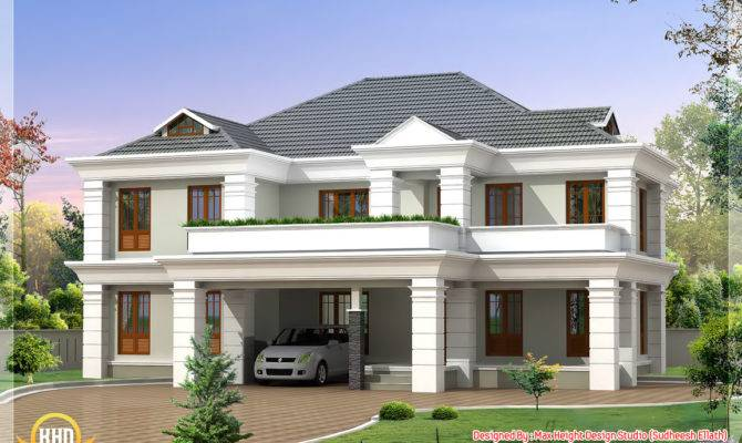 Four India Style House Designs Kerala Home Design Floor Plans