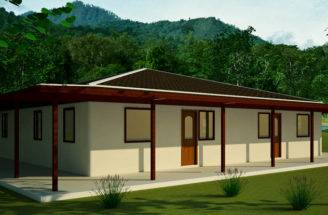 Fourplex Earthbag House Plans
