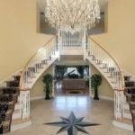 Foyer Luxury Home Floor Design