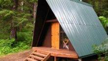 Frame Cabin Plans Kits Log Small Floor Loft House Cabins