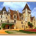 France Dordogne Teau Des Milandes Josephine Baker Nest