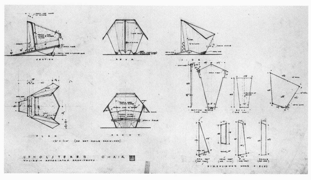 Charming Best Info For You: Frank Lloyd Wright Furniture Plans