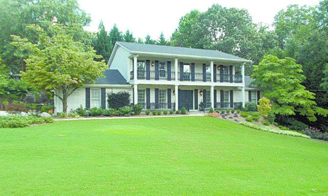 French Colonial Style Home Tour Feature Dunwoody Crier News