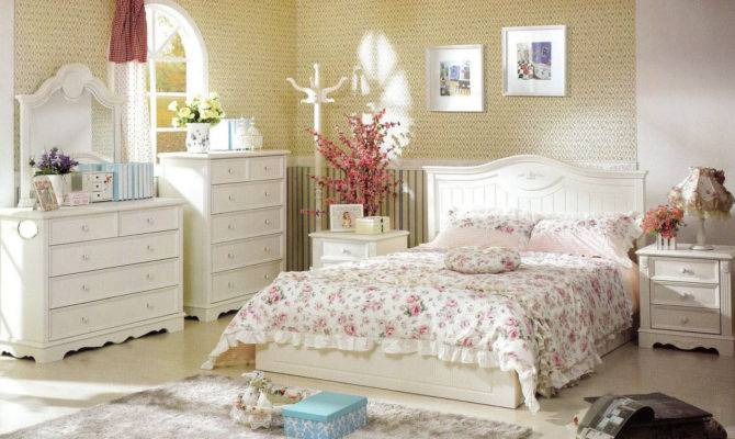 French Country Bedroom Furniture Industry Standard Design