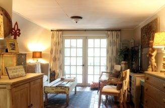 French Country Frame Cottage Dining Room Ideas Fireplaces Mantels