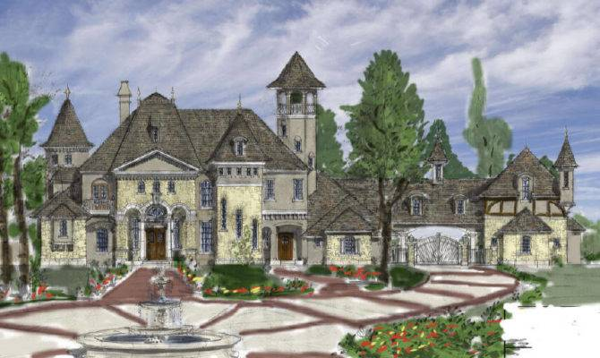French Country Luxury House Plans Joy Studio Design Best