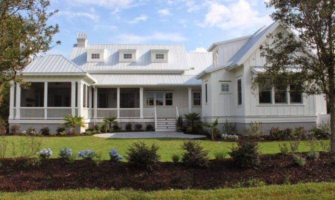 Freshwater Rest Flatfish Island Designs Coastal Home Plans