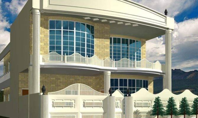 Front Elevation Design House Home Finance