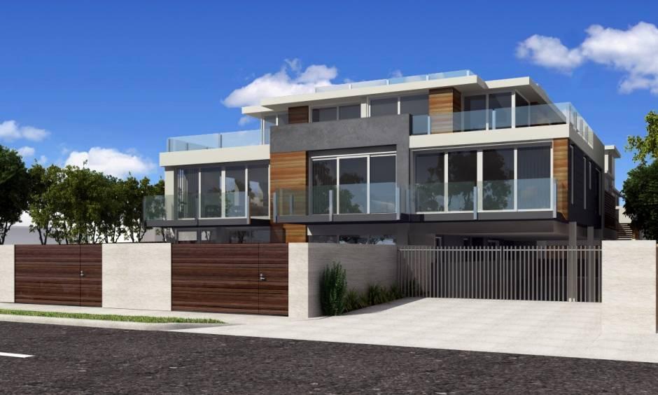 Modern american homes design - Home modern