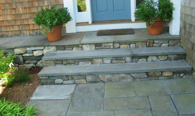 Front Steps Diy Home Pinterest Ponds