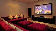 Furnishing Your Home Theater Room