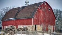 Gambrel Roof Barn Jeff Beddow Words
