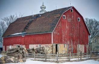 Gambrel Roof Barn Jeff Beddow Words
