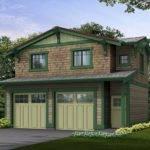 Garage Apartment Plans Craftsman Style Plan Design