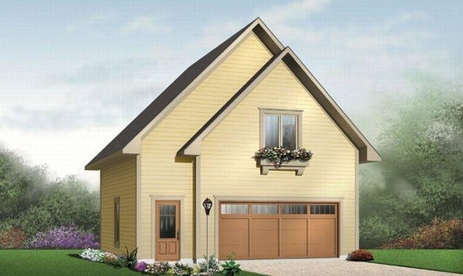 Garage Apartment Plans Two Car Plan Design