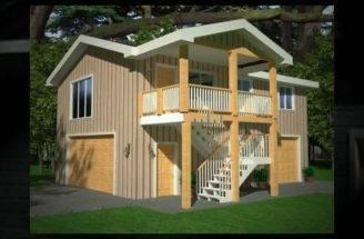 Garage Apartment Plans Youtube