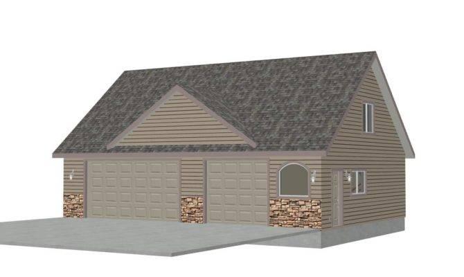 Garage Bonus Room Attached Plans Detached