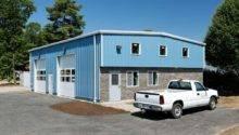 Garage Buildings Apartment Prefab Steel Garages Metal
