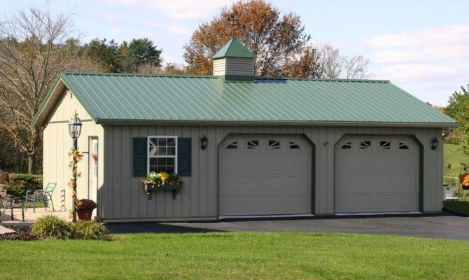 Garage Buildings Living Quarters Perfect