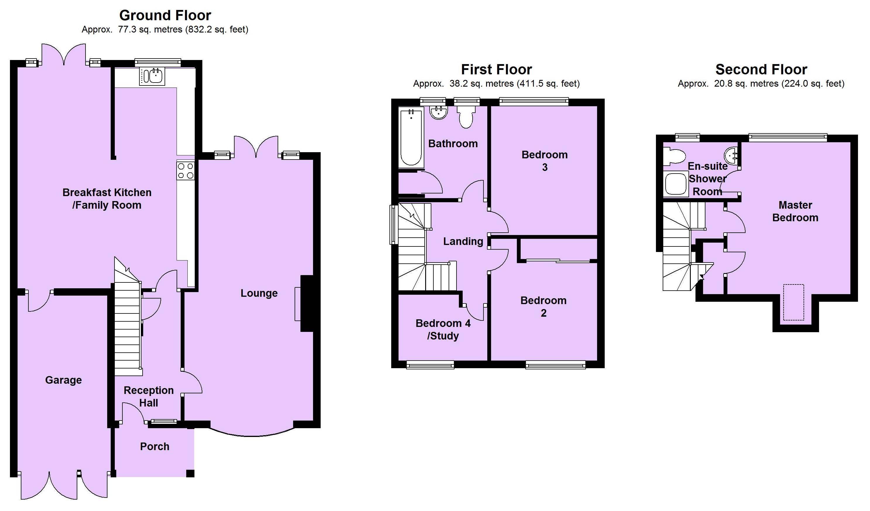 Garage Conversion Floor Plans Ranch Floorplan House Plans Bedrooms