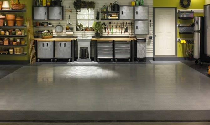 Garage Interior Design Via Blogspot