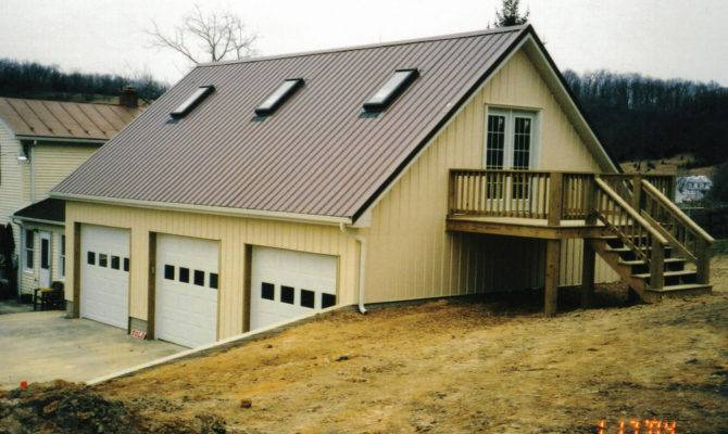 Garage Living Quarters