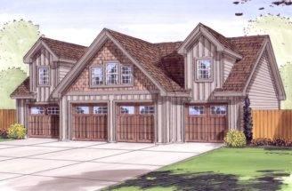 Garage Loft Plans Car Plan Design
